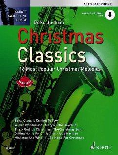Christmas Classics, Alto Saxophone