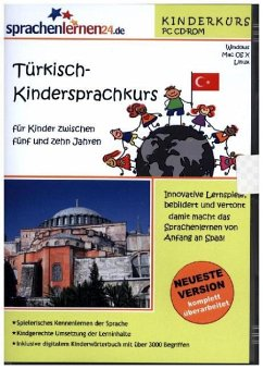 Türkisch-Kinderkurs, CD-ROM