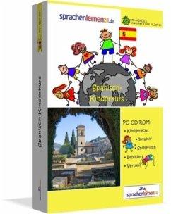 Spanisch-Kinderkurs, CD-ROM