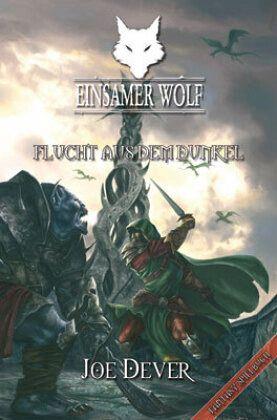 Buch-Reihe Einsamer Wolf von Joe Dever