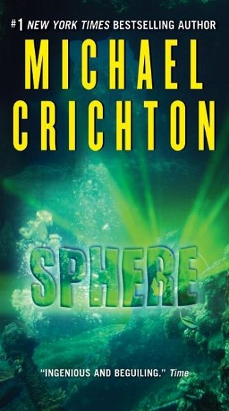 Sphere - Michael Chrichton