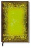 Premium Book Smaragd Book Notizbuch liniert