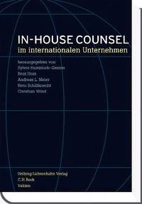 In-house Counsel in internationalen Unternehmen