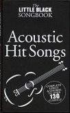 Acoustic Hit Songs, Songbook für Gitarre