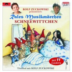 Schneewittchen, 1 Audio-CD - Grimm, Jacob;Grimm, Wilhelm