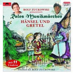 Hänsel und Gretel, 1 Audio-CD - Grimm, Jacob;Grimm, Wilhelm