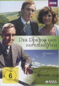 Der Doktor und das liebe Vieh - Staffel 1 (4 Discs)