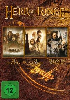Der Herr der Ringe: Die Spielfilm Trilogie DVD-Box