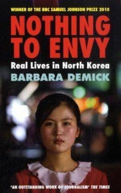Nothing to Envy - Demick, Barbara