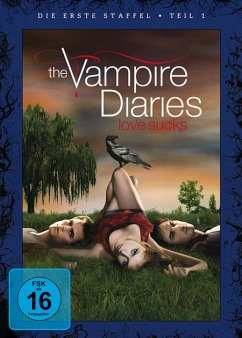 The Vampire Diaries - Staffel 1, Teil 1 (2 Discs)