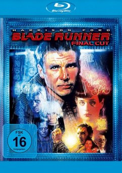 Blade Runner - Harrison Ford,Rutger Hauer,Sean Young
