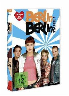 Berlin, Berlin - Staffel 1 (4 Discs)