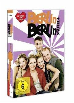 Berlin, Berlin - Staffel 4 (3 Discs)