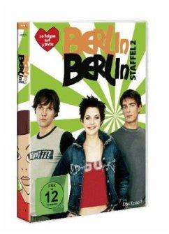 Berlin, Berlin - Staffel 2 (3 Discs)