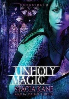 Unholy Magic - Kane, Stacia