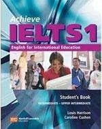 Achieve IELTS 1 - Workbook - Hutchison, Susan Cushen, Caroline Harrison, Louis