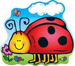 Ladybug Two-Sided Decoration - Inkers, Dj