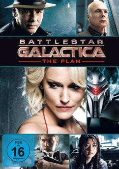 Battlestar Galactica - The Plan - Edward James Olmos,Dean Stockwell,Michael...