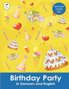 Birthday Party in Samoan and English - Kahukura, Ahurewa