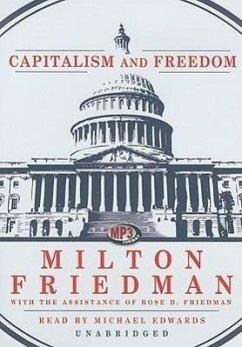 Capitalism and Freedom - Friedman, Milton