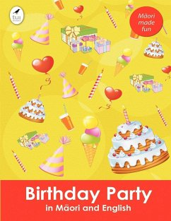 Birthday Party in Maori and English - Kahukura, Ahurewa
