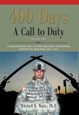 400 DAYS - A Call to Duty