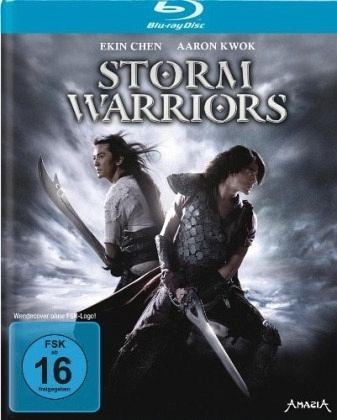 The storm warriors aaron kwok