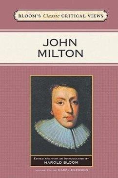 John Milton - Herausgeber: Bloom, Harold