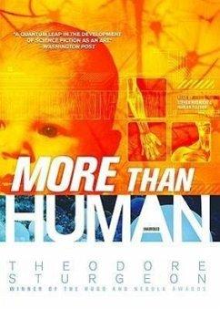 More Than Human - Sturgeon, Theodore