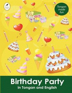 Birthday Party in Tongan and English - Kahukura, Ahurewa