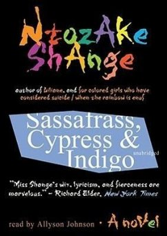 Sassafrass, Cypress & Indigo - Shange, Ntozake