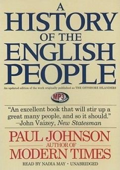 A History of the English People - Johnson, Paul