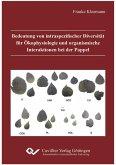 Bedeutung von intraspezifischer Diversität für Ökophysiologie und organismische Interaktionen bei der Pappel