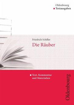 Die Räuber (Textausgabe) - Schiller, Friedrich von