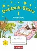 Deutsch-Stars 1. Schuljahr. Lesetraining