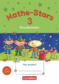 Mathe-Stars 3. Schuljahr. Grundwissen / Mathe-Stars Grundwissen Bd.3