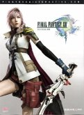 Final Fantasy 13, offizielle Lösungsbuch Standard Edition