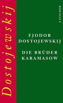 Die Brüder Karamasow - Dostojewskij, Fjodor M.