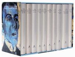Das Gesamtwerk in Kassette. 10 Bände - Mandelstam, Ossip