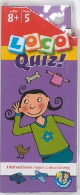 Loco Quiz! / Leeftijd 8+ Groep 5 / druk 1