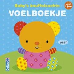Baby's knuffelzachte voelboekje - Illustrator: Engelen, Anita