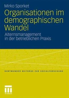 Organisationen im demographischen Wandel