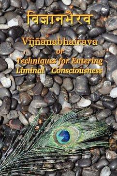 Vijnaanabhairava or Techniques for Entering Liminal Consciousness - Semenov, Dmitri