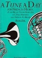 A Tune A Day For French Horn Book One - Herfurth, Paul C. Miller, Vernon R.