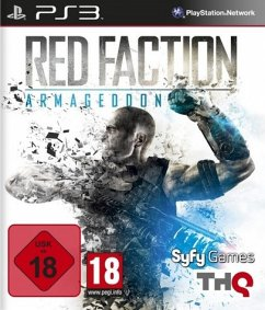 30877550n [buecher.de] Red Faction: Armageddon (PlayStation 3) für 9,99€ inkl. Versand