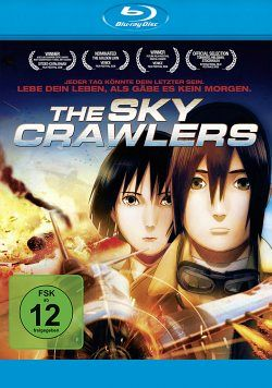 the sky crawlers steelbook film auf blu ray disc. Black Bedroom Furniture Sets. Home Design Ideas