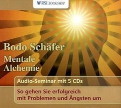 Mentale Alchemie, 5 Audio-CDs - Schäfer, Bodo