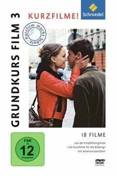 Grundkurs Film 3. DVD