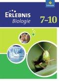 Erlebnis Biologie 7. Schülerband. Realschule. Hamburg, Hessen, Niedersachsen, Schleswig-Holstein