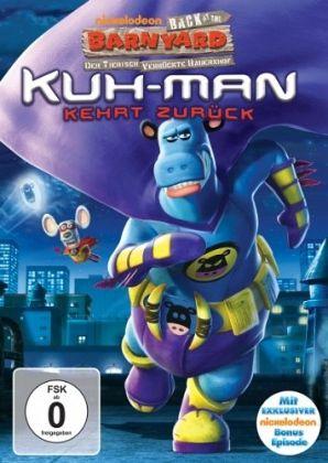 Der tierisch verrückte Bauernhof: Kuh-Man kehrt zurück auf DVD ...